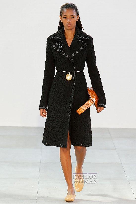 Модные пальто 2015 фото №28