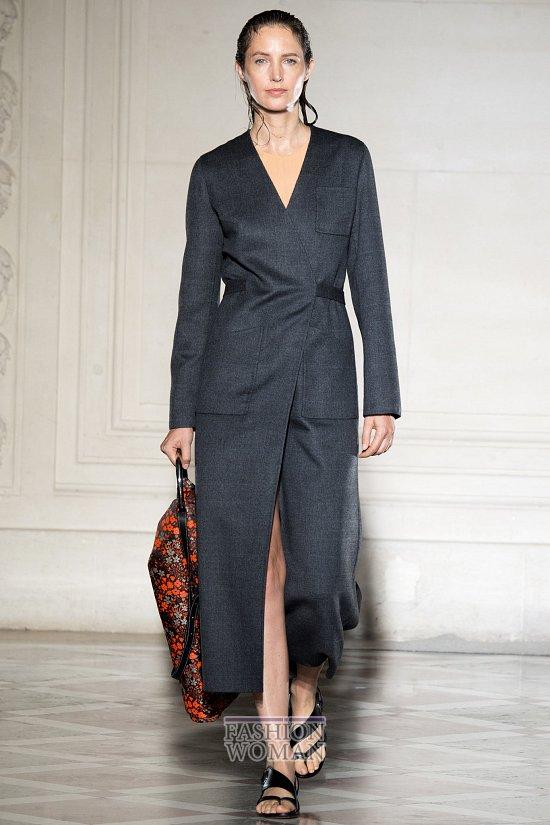 Модные пальто 2015 фото №26