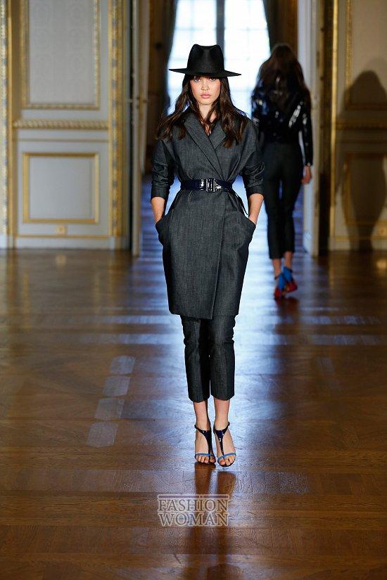 Модные пальто 2015 фото №30