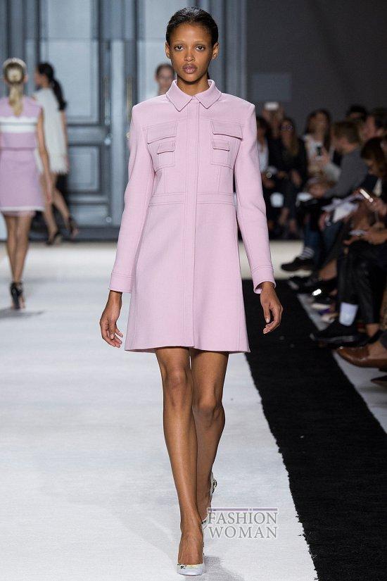 Модные пальто 2015 фото №35