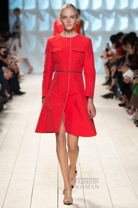 Модные пальто 2015 фото №33