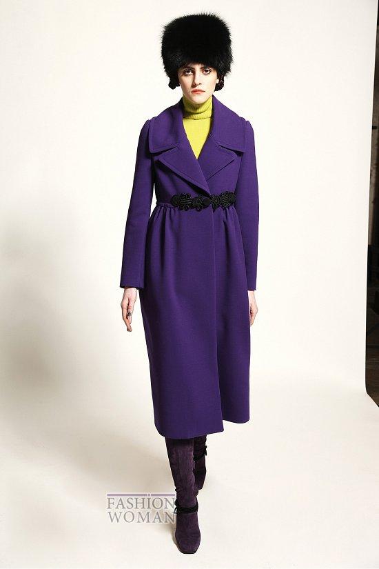 Модные пальто 2015 фото №46