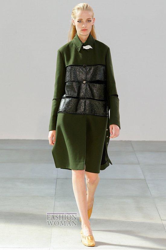 Модные пальто 2015 фото №47