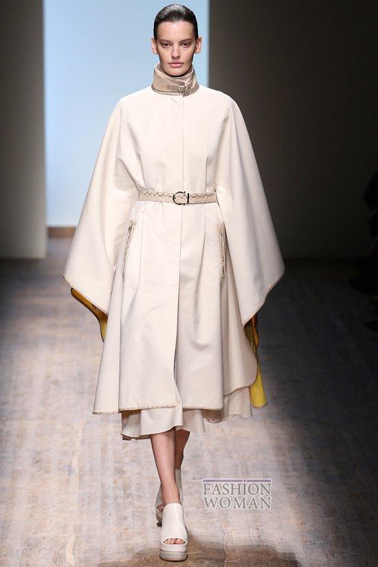 Модные пальто 2015 фото №48