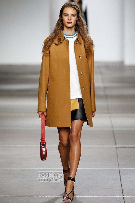 Модные пальто 2015 фото №52
