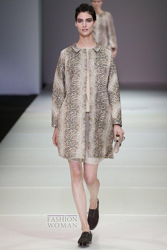 Модные пальто 2015 фото №55