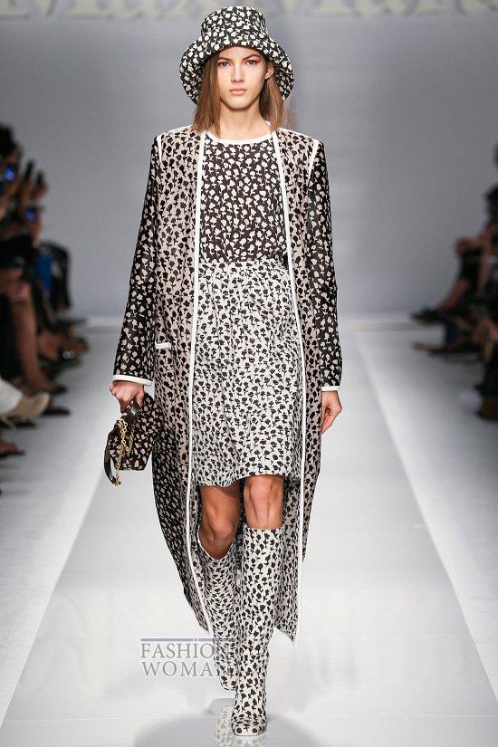Модные пальто 2015 фото №60