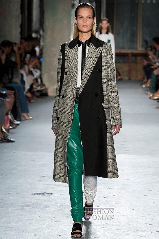 Модные пальто 2015 фото №58