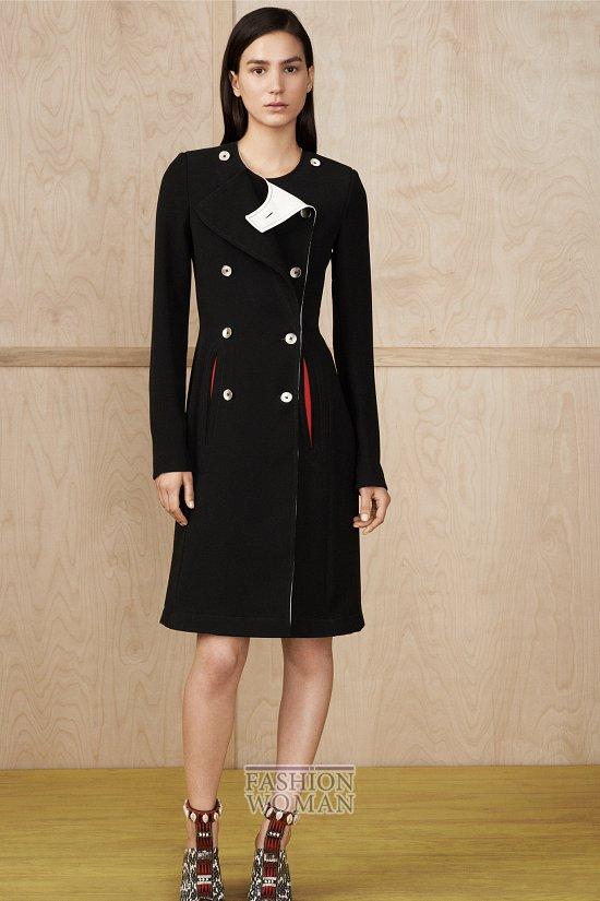 Модные пальто 2015 фото №41