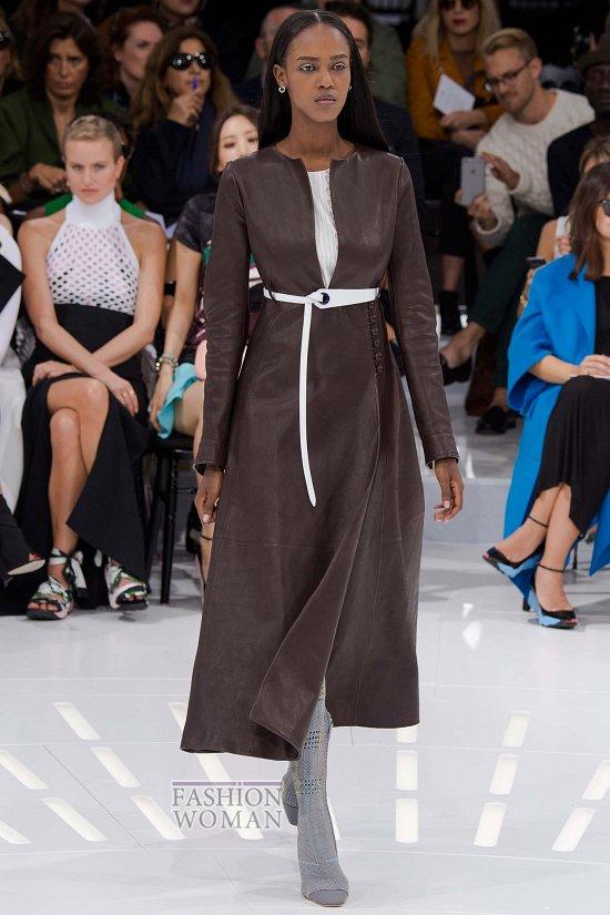 Модные пальто 2015 фото №38