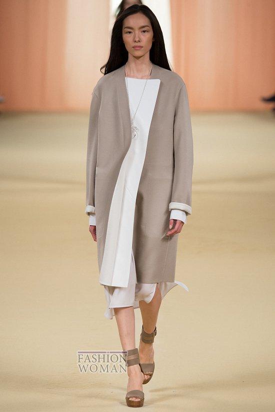 Модные пальто 2015 фото №40