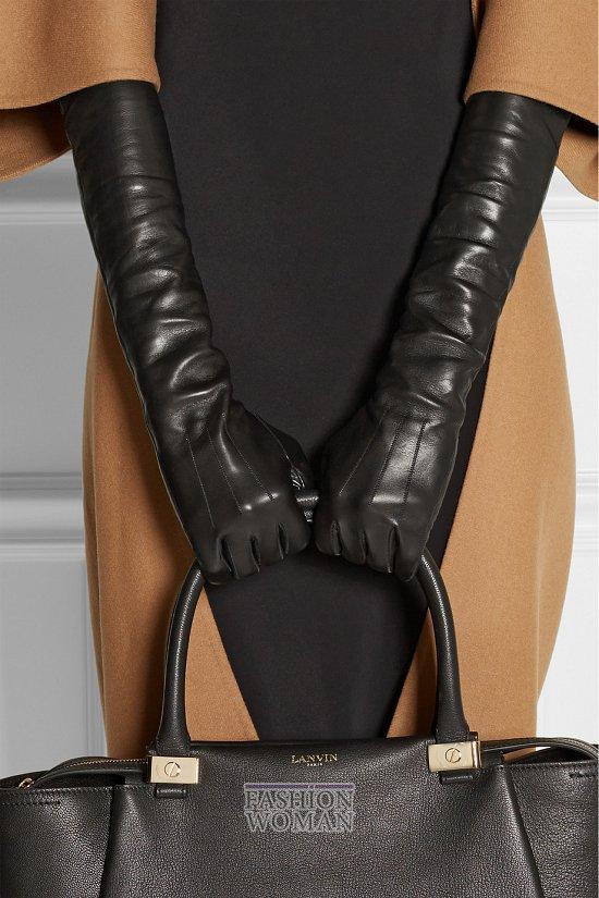 Модные перчатки фото