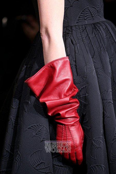 Модные перчатки осень-зима 2014-2015 фото №26