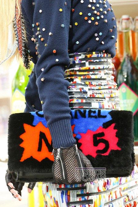 Модные перчатки осень-зима 2014-2015 фото №32
