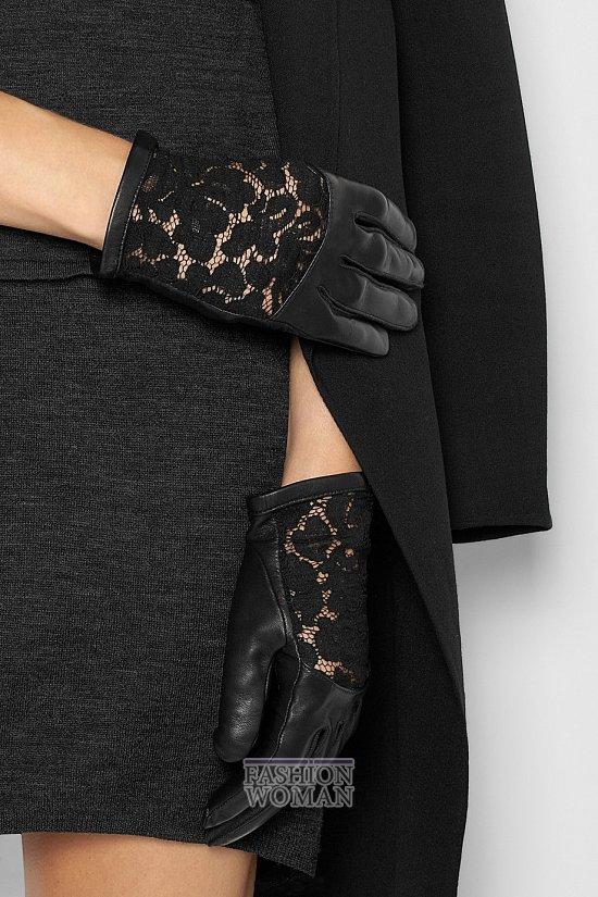 Модные перчатки осень-зима 2014-2015 фото №37