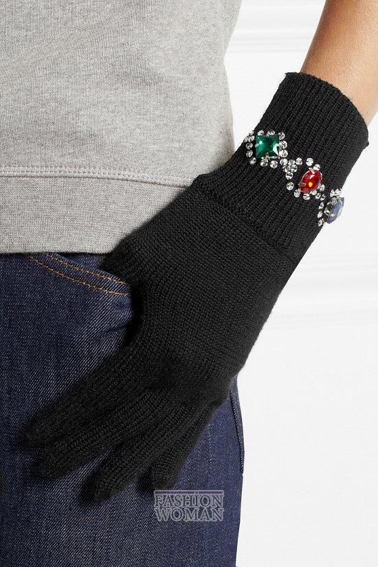Модные перчатки осень-зима 2014-2015 фото №39