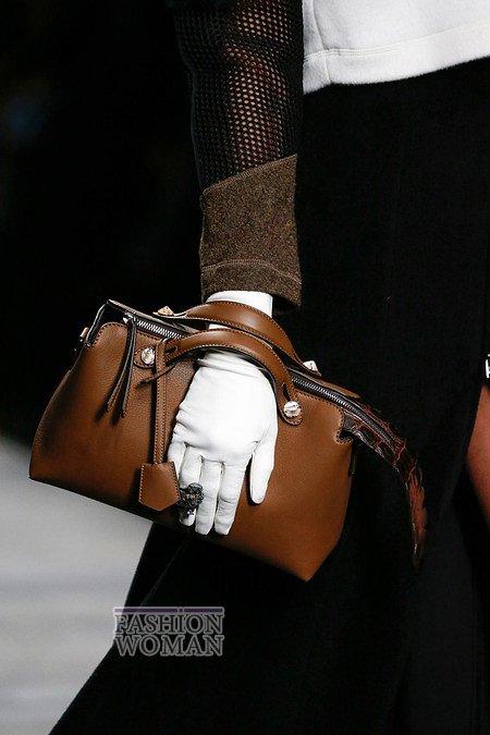 Модные перчатки осень-зима 2014-2015 фото №45
