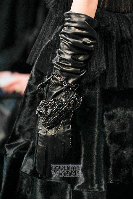 Модные перчатки осень-зима 2014-2015 фото №44
