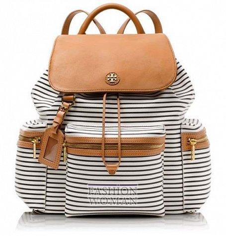 Модные рюкзаки весна-лето 2013