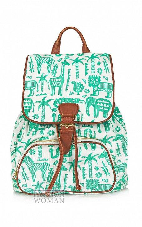 Модные рюкзаки весна-лето 2013 фото №13