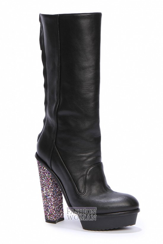 Зимняя обувь 2012