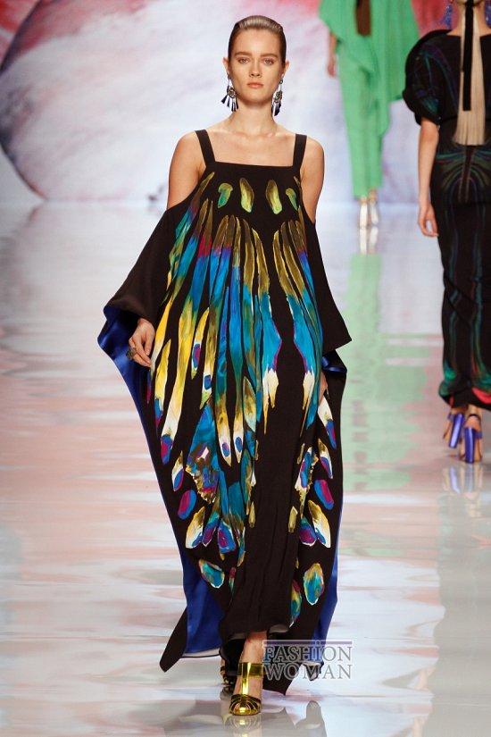 Модные сарафаны лето 2013 фото №18