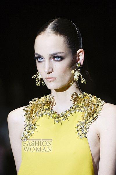 Модные серьги-люстры  фото №11