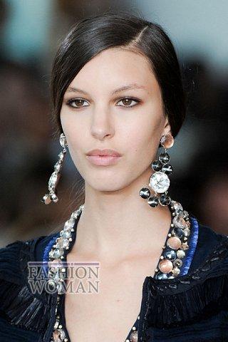 Модные серьги весна-лето 2012 фото №15