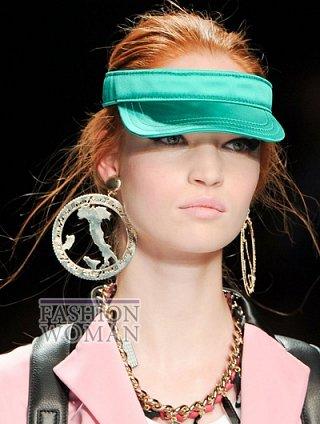 Модные серьги весна-лето 2012 фото №5