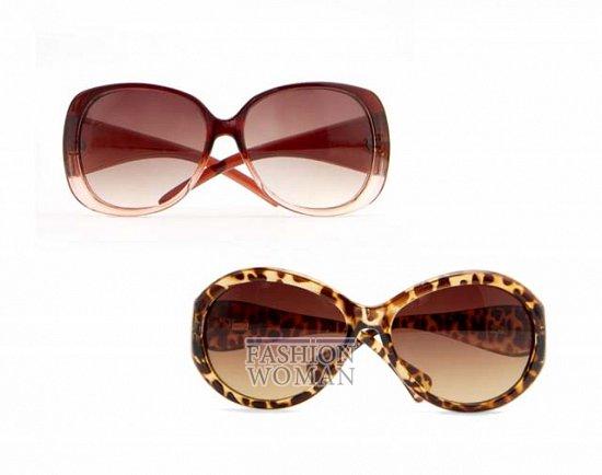 Модные солнцезащитные очки весна-лето 2012 от Mango фото №2