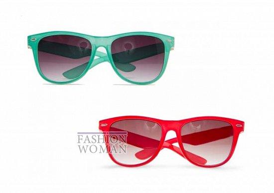 Модные солнцезащитные очки весна-лето 2012 от Mango фото №5