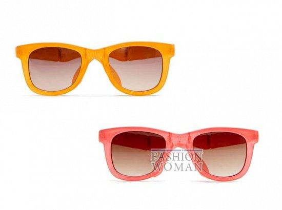 Модные солнцезащитные очки весна-лето 2012 от Mango фото №6