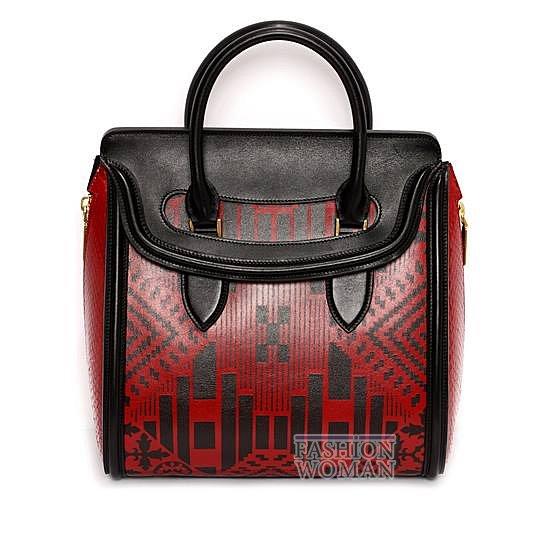 сумки Alexander McQueen весна-лето 2014
