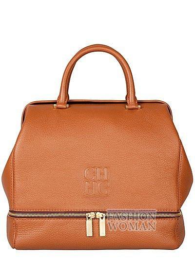 Модные сумки Carolina Herrera осень-зима 2012-2013 фото №2