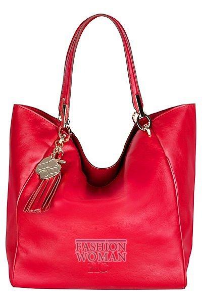 Модные сумки Carolina Herrera осень-зима 2012-2013 фото №11