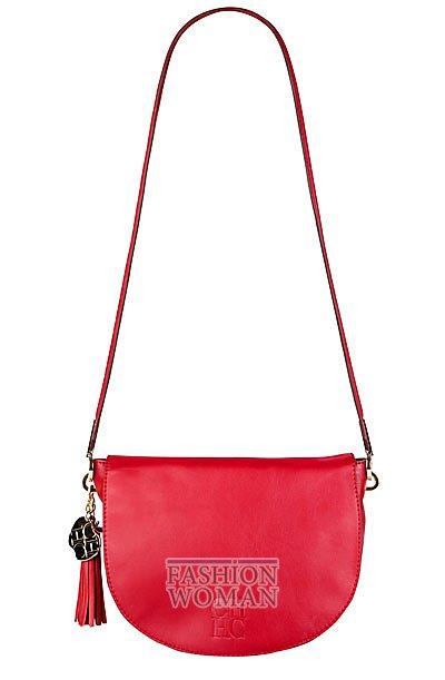 Модные сумки Carolina Herrera осень-зима 2012-2013 фото №12