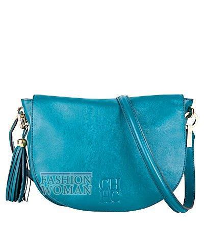 Модные сумки Carolina Herrera осень-зима 2012-2013 фото №13