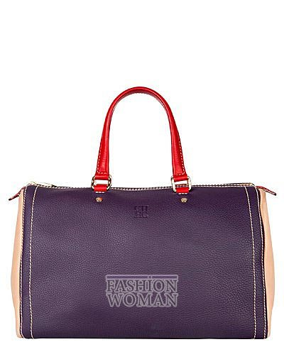 Модные сумки Carolina Herrera осень-зима 2012-2013 фото №14