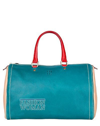 Модные сумки Carolina Herrera осень-зима 2012-2013 фото №15