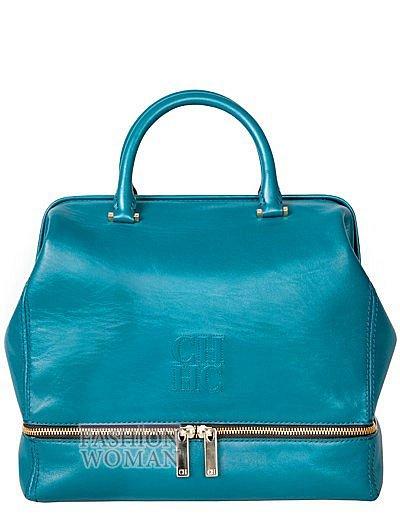 Модные сумки Carolina Herrera осень-зима 2012-2013 фото №3
