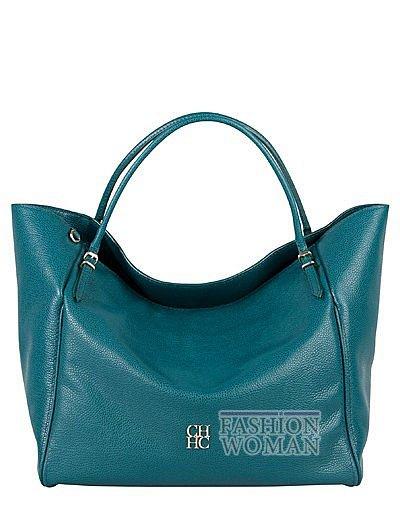 Модные сумки Carolina Herrera осень-зима 2012-2013 фото №4