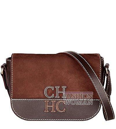 Модные сумки Carolina Herrera осень-зима 2012-2013 фото №6