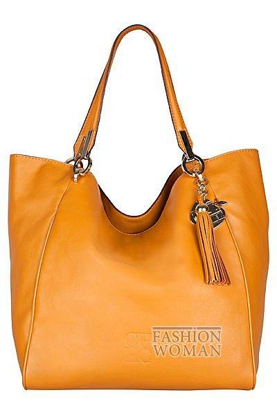 Модные сумки Carolina Herrera осень-зима 2012-2013 фото №10