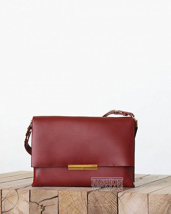 Модные сумки Celine осень-зима 2013-2014 фото №22
