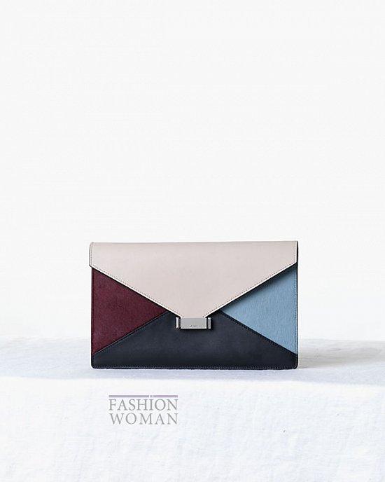 Модные сумки Celine осень-зима 2013-2014 фото №29