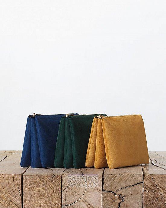 Модные сумки Celine осень-зима 2013-2014 фото №33