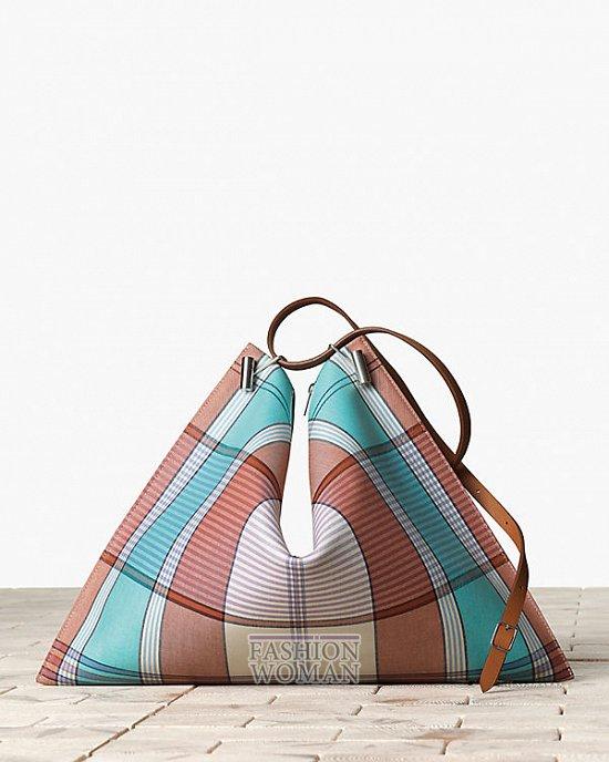 Модные сумки Celine осень-зима 2013-2014 фото №36
