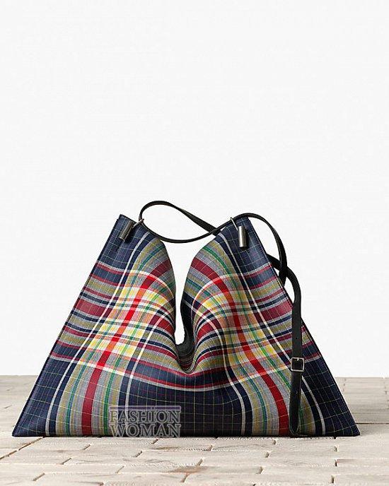 Модные сумки Celine осень-зима 2013-2014 фото №37