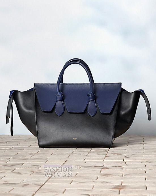 Модные сумки Celine осень-зима 2013-2014 фото №41