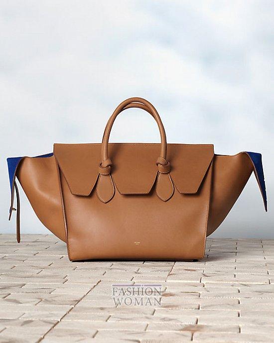 Модные сумки Celine осень-зима 2013-2014 фото №42